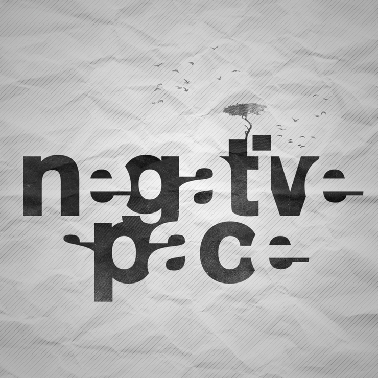 Negative Space Is Not Negative
